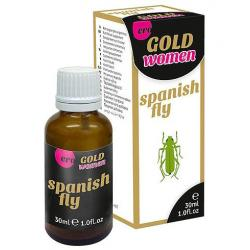 Spain Fly women GOLD strong 30 ml